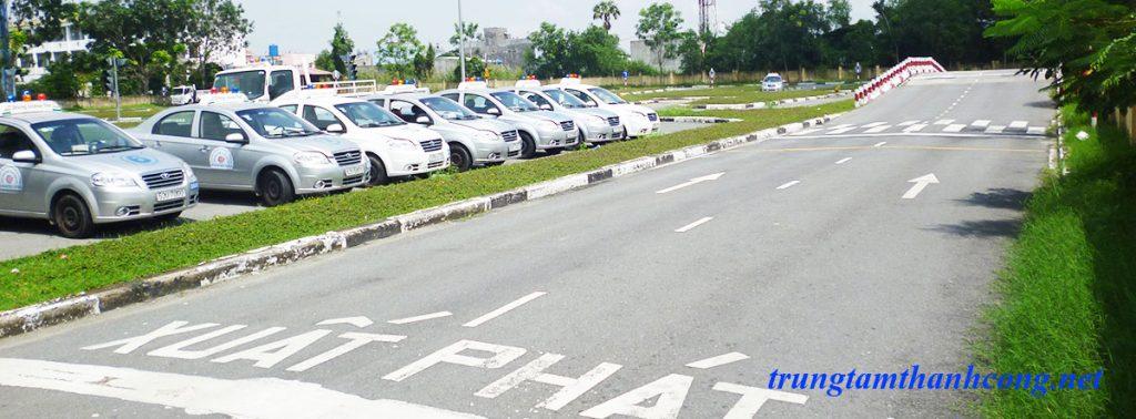 Học bằng lái xe B2 tại TPHCM - Trường Thành Công